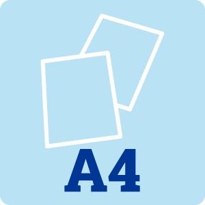 A4 White 300gsm Card