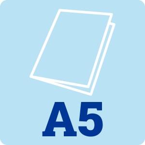 A5 White Card Blank