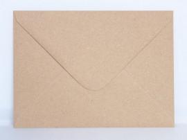 5x7 Kraft Recycled Envelope