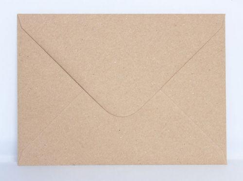 C6 Kraft Recycled Envelope