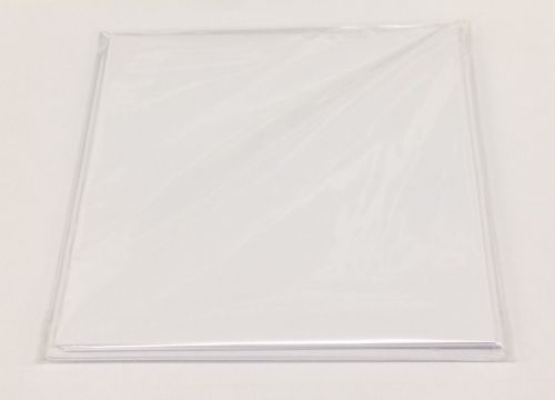 100 x To fit 5 sets of 195mm Square Cards & 200mm Square Envelopes - Presentation Pack Cello Bags